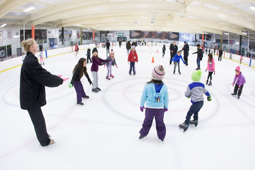 Learn to Skate - Figure Skating - Yorba Linda ICE